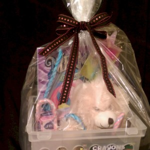 Gift Baskets for Girls