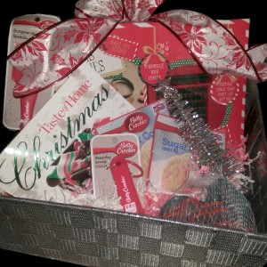 Gift Basket for the Cook